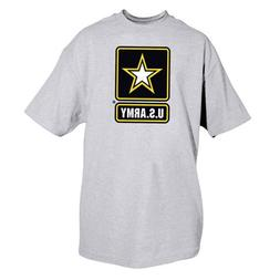 Fox Outdoor Products Army Star One-Sided Imprinted T-Shirt,
