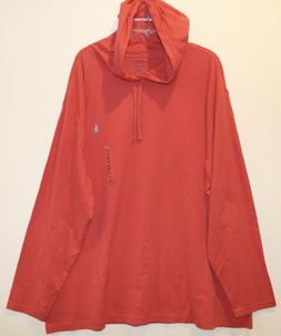 Polo Ralph Lauren Big and Tall Mens Spring Red Hoodie L/S T-
