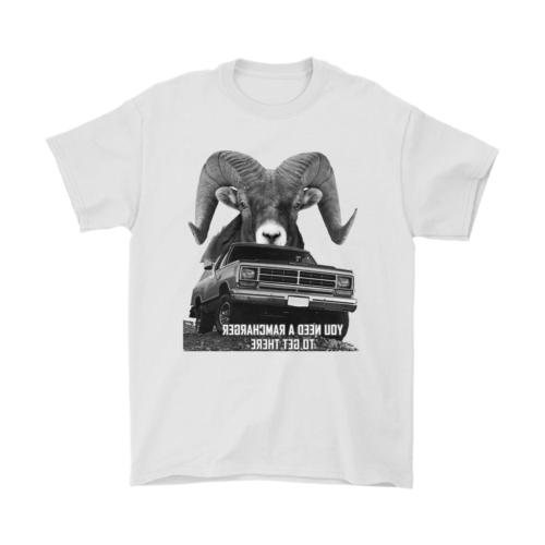 4XL Dodge Ramcharger T tall