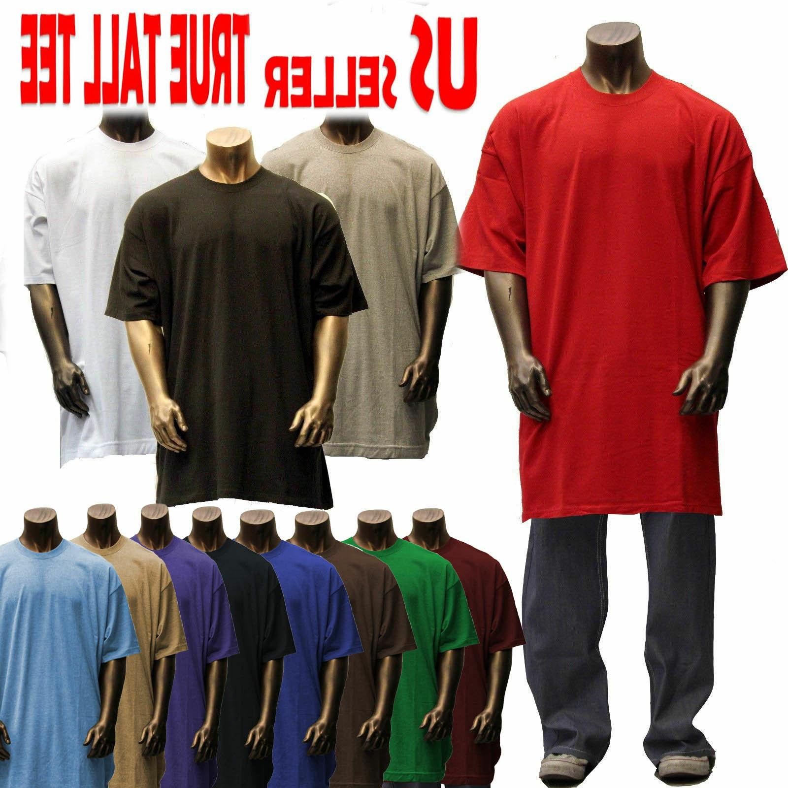 big and tall tee men heavy weight