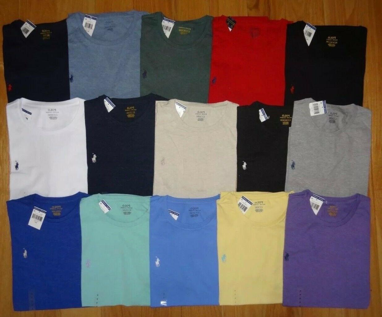 Polo T Brand With CREW Tee XL