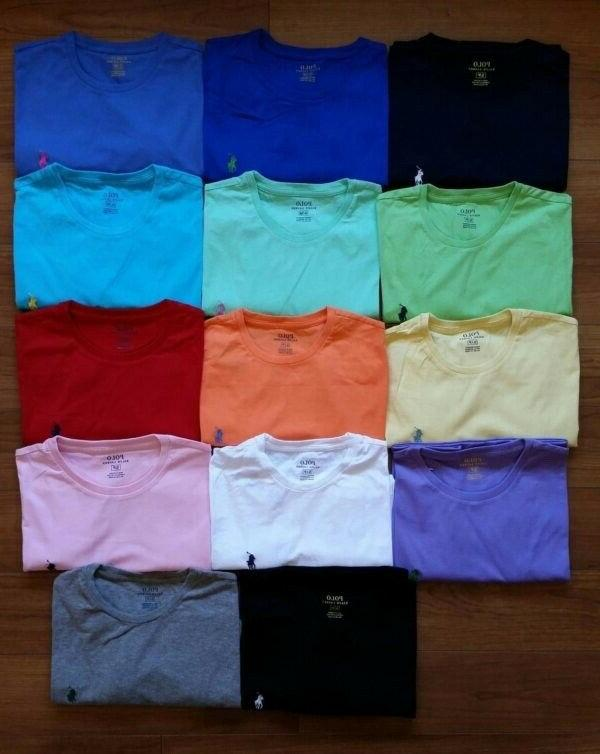 Polo Ralph T Shirt Brand With Tee M