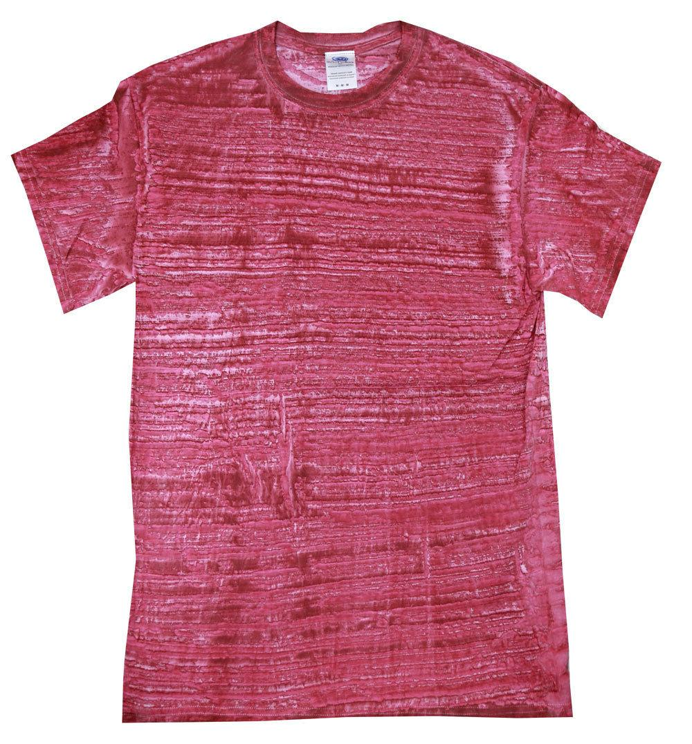 t shirts red stripe adult s to
