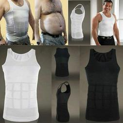 Men's Body Slimming Vest-Waist Belly Chest Shaper Underwear