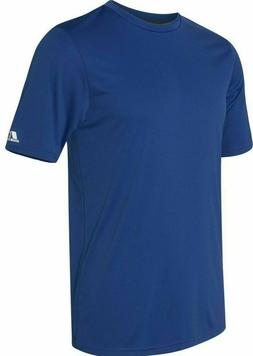 Russell Athletic Men's Dri Fit Performance T-Shirt, Gym Tee,