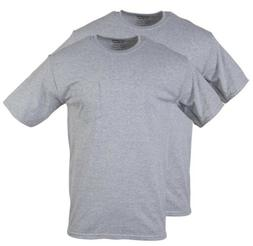 Gildan Men's DryBlend Workwear T-Shirts with Pocket 2-Pack S