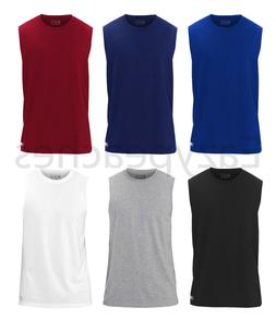 Russell Athletic -Men's Essential Blend Muscle Tee, Sports T