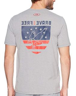 Under Armour Men's Freedom USA Eagle T-Shirt  NWT