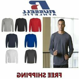 Russell Athletic Men's Long Sleeve Performance Blend Tee Ath