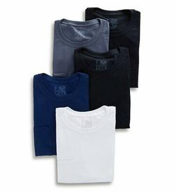 Fruit Of The Loom Mens Assorted Fashion Color Pocket T-Shirt
