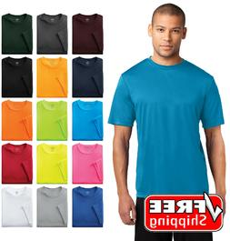 Mens PC380 Dri-Fit Workout Performance Moisture Wicking Gym