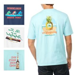 Tommy Bahama Mens Relax Cotton Graphic T-Shirts