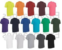 Jerzees Mens Sport 100% Polyester T-shirt dri-fit Work out G