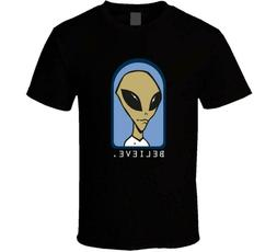 NEW ALIEN WORKSHOP BELIEVE T SHIRT MENS MANY COLORS FAN GIFT