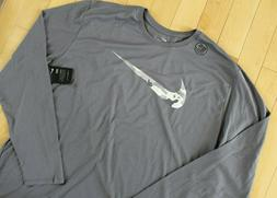 NWT NIKE Men's Long Sleeved BIG & TALL Camouflage T-Shirt Gr