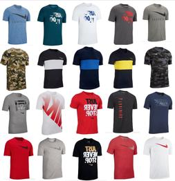 Nike T Shirts Mens Small to 2XL Authentic Dri Fit Short Slee